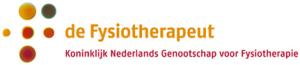 kngf logo, fysiotherapie, sander straver, de fysiotherapeut, koninklijk nederlands genootschap voor fysiotherapie, den haag, rijswijk, chinees, TCM, traditionele chinese geneeswijze